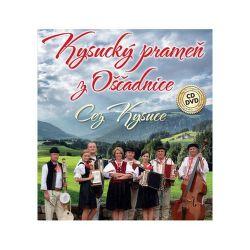 CD H - KYSUCKY PRAMEN - CEZ KYSUCE