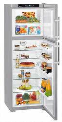 Kombinované chladničky s mrazničkou hore