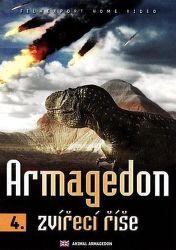 DVD F - Armagedon zvířecí říšel 1 - 4