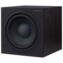BOWERS & WILKINS ASW610XP Black Soft Touch