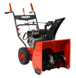 HECHT 9556, benzínová snežná fréza