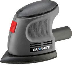 GRAPHITE 59G335 - vibračná brúska Delta