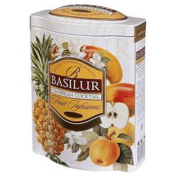 Basilur Caribbean Coctail ovocný sypaný čaj (100g)