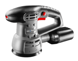 GRAPHITE 59G347 - vibračná brúska
