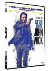 John Wick (Chad Stahelski, David Leitch) - film na DVD