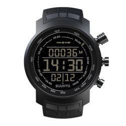 Suunto Elementum Terra All Black N/Black rubber