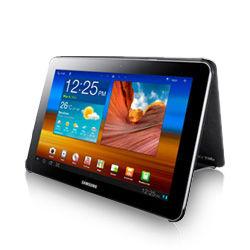 SAMSUNG púzdro Book Cover, pre Galaxy TAB 8.9 (P7300/P7310), čierny