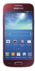 Samsung Galaxy S4 mini červený