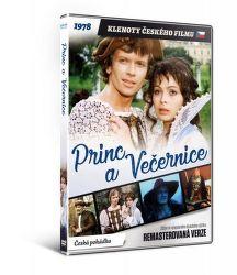 Princ a Večernica - DVD