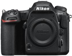NIKON D500, Digitálna zrkadlovka