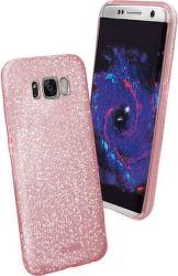 SBS Sparky Glitter puzdro pre Samsung Galaxy S8 Plus, ružová