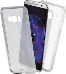 SBS Clear Fit puzdro pre Samsung Galaxy S8, transparentné