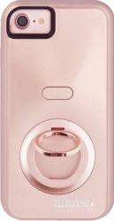 Case-Mate Allure Selfie puzdro pre iPhone 6s/7/8, ružová