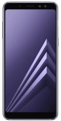 Samsung Galaxy A8 2018 sivý