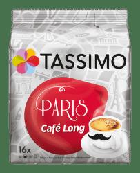 Tassimo Paris Café Long (16ks)