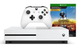 Microsoft Xbox One S 1TB + PlayerUnknown's Battleground + HALO 5 + Gears of War Ultimate