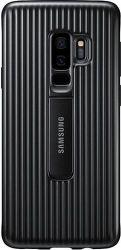 Samsung Protective Standing puzdro pre Galaxy S9+, čierne