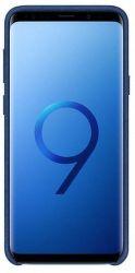 Samsung Alcantara puzdro pre Samsung Galaxy S9, modrá