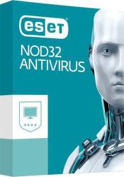 Eset NOD32 Antivirus 4PC/1rok