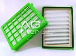AG HEPA19 hepa filter (Rowenta Compacteo)