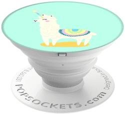 PopSocket držiak na smartfón, Llamacorn