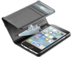 Cellular Line Wallet puzdro pre iPhone 6/6S, čierna