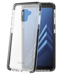 Celly Hexacon puzdro pre Samsung Galaxy A8 2018, čierna