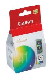 CANON CL-41, Colour Ink Cartridge, BL SEC