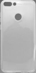 Mobilnet gumené puzdro pre Huawei P Smart, transparentné