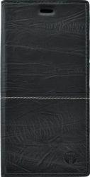 Mobilnet Luxury knižkové puzdro pre Samsung Galaxy J5 2017, čierna
