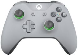 Microsoft Xbox One S Wireless Controller sivý