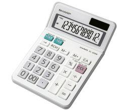 Sharp EL-320W - Stolová kalkulačka