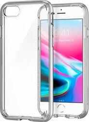 Spigen Neo Hybrid Crystal puzdro pre Apple iPhone 7/8, strieborné