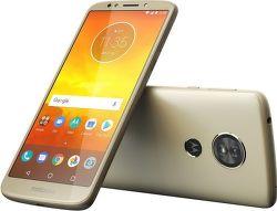 Motorola Moto E5 zlatý