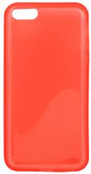 Mobilnet gumené puzdro pre iPhone 5, červená