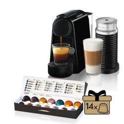 Nespresso DéLonghi Essenza Mini EN85.BAE Aeroccino3