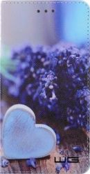 Winner knižkové puzdro pre Xiaomi Redmi 5, Lavender