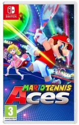 Mario Tennis - Nintendo Switch hra
