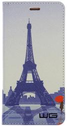 Winner knižkové puzdro pre Huawei Y6 Prime 2018, Eiffel