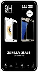 Winner ochranné tvrdené sklo 3D iPhone 8, biele