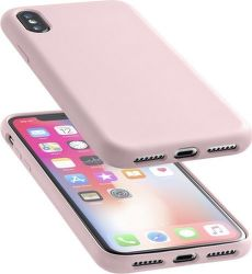 Cellularline Sensation pre iPhone X, rúžová