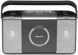 Auna Boomtown USB čierny