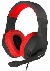 Genesis Argon 200 čierno-červený