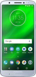 Motorola Moto G6 Plus svetlomodrý