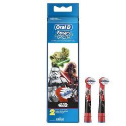 Oral-B EB 10-2 Kids Star Wars náhradné kefky (2ks)