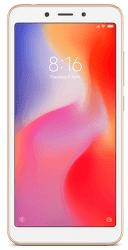 Xiaomi Redmi 6 32 GB zlatý