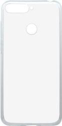 Mobilnet gumené puzdro pre Huawei Y6 Prime 2018, transparentná