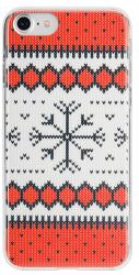 Flavr Ugly Xmas Sweater puzdro pre iPhone 8/7/6S/6, červená