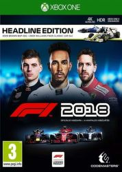 F1 2018 Xbox One hra