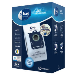 Electrolux E201SMC S-Bag Classic Long Performance (12ks)